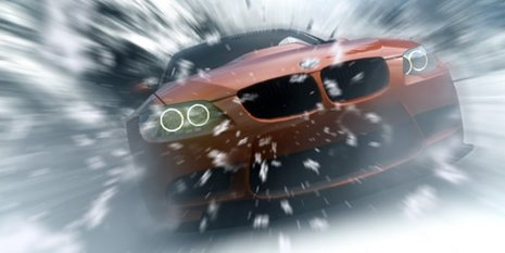 Imagem de Engine de Battlefield dá visual cinematográfico a Need for Speed: The Run no site Baixaki Jogos