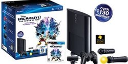 Imagem de EUA terá bundle exclusivo do PS3 com PlayStation Move e Epic Mickey 2: The Power of Two no site Baixaki Jogos
