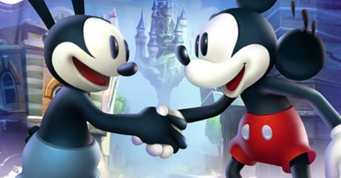 Imagem de Epic Mickey 2: The Power of Two no site Baixaki Jogos