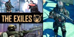 Imagem de The Damned vs. The Exiles para Spec Ops: The Line (PC) no site Baixaki Jogos