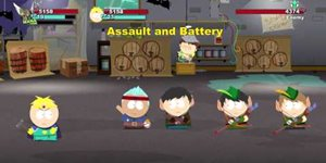 Imagem de Giggling Donkey Gameplay para South Park: The Stick of Truth (PS3) no site Baixaki Jogos