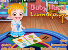 Baby Hazel Learn Seasons