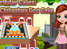 Birthday Cakes: Chihuahua Dog Cake