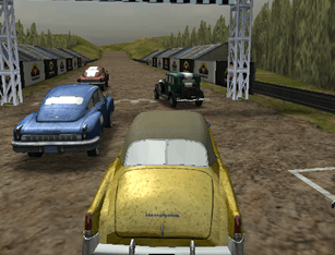 Ultimate 3D Classic Rally