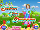 Easter Girl Dressup
