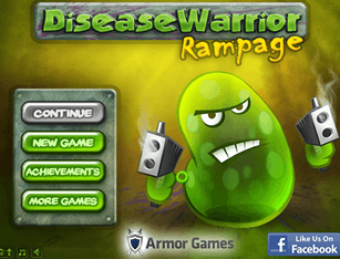 Disease Warrior - Rampage