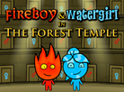 Fireboy & Watergirl in Forest Temple