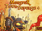 Monster Town Defense 4
