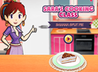 Sara's Cooking Class - Banana Split Pie