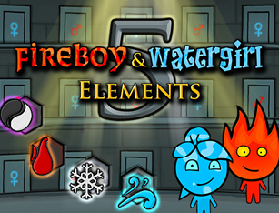Fireboy & Watergirl: Elements