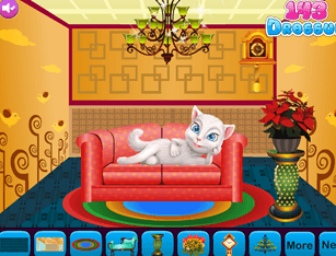 Angela romantic room decor jogos no baixaki for 143dressup games decoration