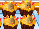 Addicted to Dessert - Thanksgiving Cupcakes
