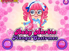 Baby Barbie - Manga Costumes