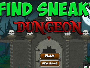 Find Sneaky - Dungeon