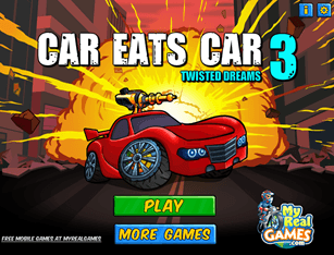 Car Eats Car 3 - Twisted Dreams