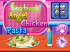 Easy to Cook - Angel Chicken Pasta