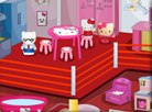 Hello Kitty Doll House Decor