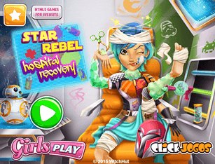 Star Rebel Hospital Recovery