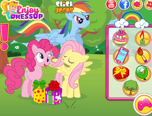 Pony Surprise Party