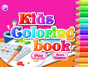 Kids Coloring Book