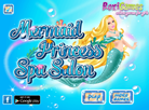 Mermaid Princess Spa Salon