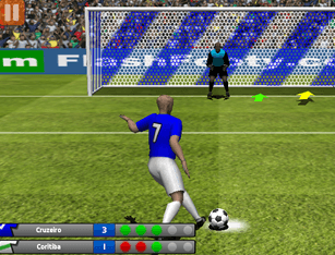 Penalty Fever 3D � Brazil