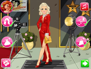 Legendary Fashion: Hollywood Blonde