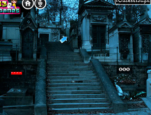 Escape From Pere Lachaise Cemetery
