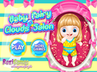 Baby Fairy Clouds Salon