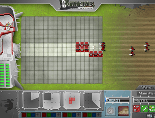 Battle Blocks Defense