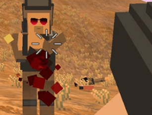 Blocky Battle Royale