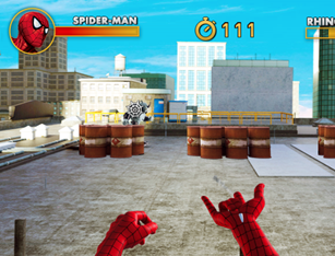 Spider Warrior 3D
