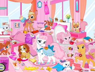 Princess Pets Room Cleaning