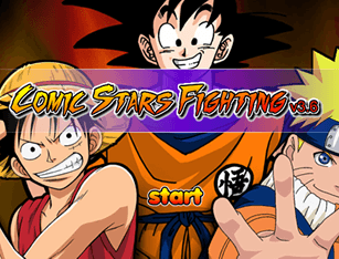 Comic Star Fighting v3.6