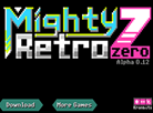 Mighty Retro Zero - Alpha