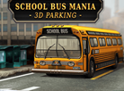 School Bus Mania - 3D Parking