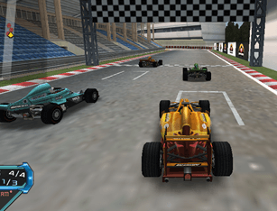 Kings of Speed - 3D Auto Racing