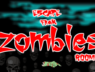 Escape From Zombies Room