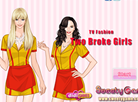 TV Fashion - Two Broke Girls