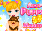 Adopted Puppy - Spa Makeover
