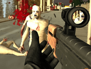 Lost Alone: Zombie Land