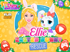 Ellie Easter Bunny Rescue
