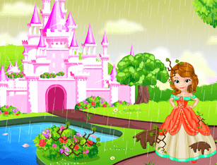 Sofia The First - Rainy Day