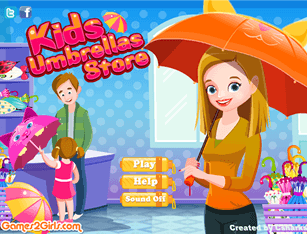 Kid`s Umbrella Store