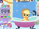 Applejack Bubble Bath