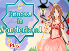 Princess In Wonderland