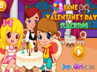 Jane Valentine's Day Slacking
