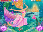 Lovely Mermaid Princess