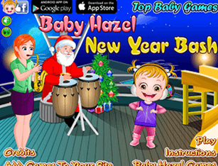 Baby Hazel – New Year Bash