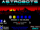 Astrobots - First Contact